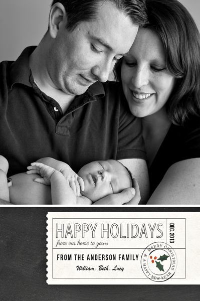 Card4 2013 Holiday Cards